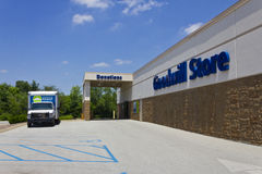 A Goodwill Store III Royalty Free Stock Image