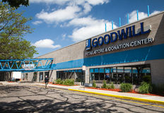 Free Goodwill Store In Colorado Royalty Free Stock Photography - 41368397