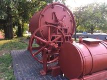Goodwin Ball Mill på Etruria Royaltyfri Bild