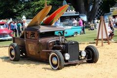 Goodwood festival av hastighet Fotografering för Bildbyråer