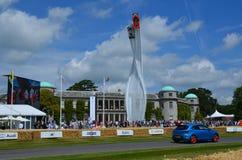 Goodwood festival av hastighet Royaltyfri Fotografi