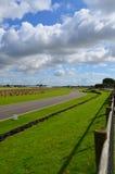 Goodwood motor racing circuit. Royalty Free Stock Photography