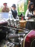Goodwood nypremiär arkivbild