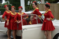Goodwood Revival 2014. Stock Photography