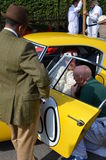 Goodwood Revival 2014. Royalty Free Stock Image