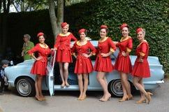 Goodwoodheropleving 2014 Royalty-vrije Stock Afbeelding