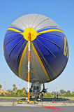 Goodyear Blimp Spirit of America docked. Stock Photo