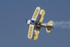 Goodyear Eagles Pitts sakkunnigknivsegg Royaltyfria Bilder