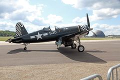 Goodyear FG-1D Corsair Royalty Free Stock Photography