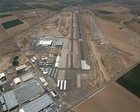 goodyear flygplats Arkivbild