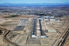 Goodyear lotnisko zdjęcia royalty free