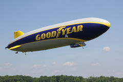Goodyear Zeppelin NT Stock Photos