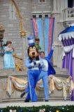 Goofy in de Wereld van Disney Royalty-vrije Stock Foto
