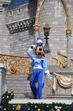 Goofy in Disney World. Goofy in Dream Along with Mickey show in Disney World Orlando, Florida, USA Royalty Free Stock Photos