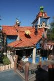 Goofy Huis Royalty-vrije Stock Foto's