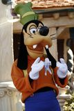 Goofy at Disneyland royalty free stock photo