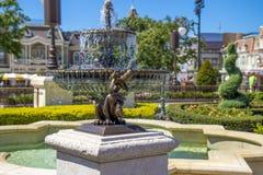 Disney World Orlando Florida Magic Kingdom goofy Royalty Free Stock Images