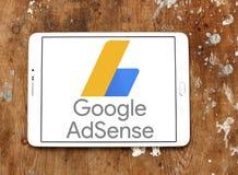 Google AdSense logo Obrazy Stock