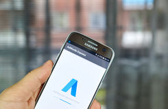 Google Adwords Express Stock Photos