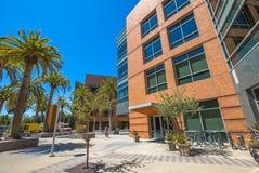 Google-Büro Kalifornien Stockfoto