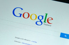 Google Royalty Free Stock Photography