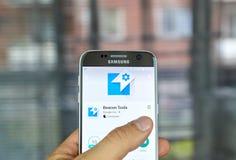 Google Beacon Tools Stock Photos