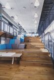 Google-Bureau Tel Aviv, Israël stock afbeelding