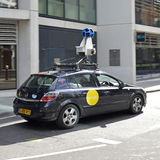 Google camera car Stock Images