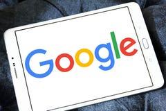 Google-embleem royalty-vrije stock foto's