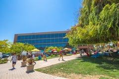 Google förlägger högkvarter Silicon Valley Arkivfoton