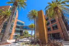 Google-gebouwen 2000 Royalty-vrije Stock Afbeelding