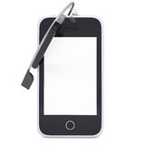 Google Glass and smartphone Royalty Free Stock Photography