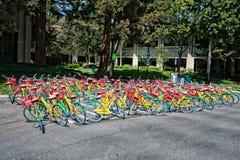 Google-Hauptsitze stockfotografie
