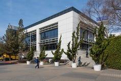 Google Headquarters Stock Photos