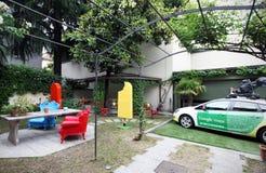 Google House opening, Milano Stock Image