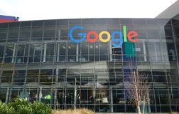 Google logo Royaltyfri Foto