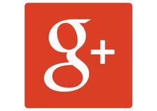 Google más + medios logotipo social libre illustration