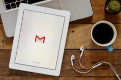 Google mail Stock Image