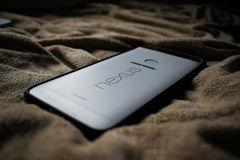 Google Nexus 6P Smartphone Royalty Free Stock Image