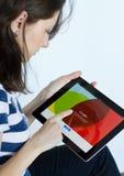 Google plus sociaal netwerk Stock Fotografie