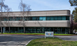 Google que constrói 44 Foto de Stock