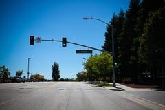 Google-Straße stockfotos