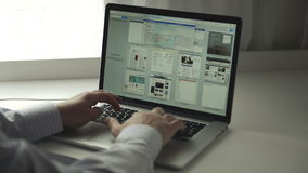 Google sur le macbook clips vidéos