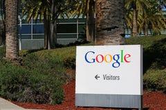 Google World Headquarters Stock Images