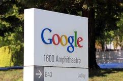 Google World Headquarters Stock Photography