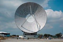 Goonhilly Satellite dish Arthur stock photography