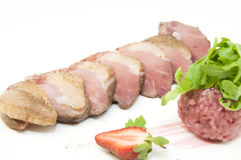 Goose breast Stock Images