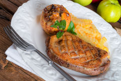 Goose breast fillet Stock Photography