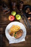 Goose breast fillet Royalty Free Stock Photos