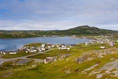Goose Cove village Newfoundland Canada Stock Photos